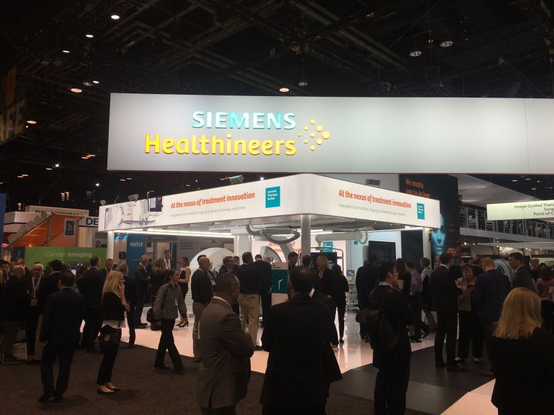 Siemens previews new AI solutions to help radiologists and improve